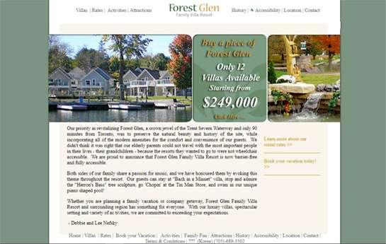 forest glen resort